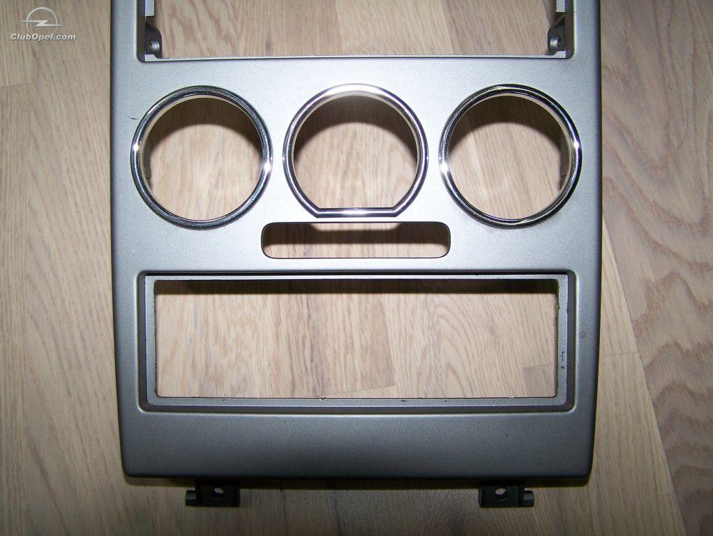 marca faimoasa gama exclusivă murdărie ieftine Vand consola cu inele cromate IRMSCHER
