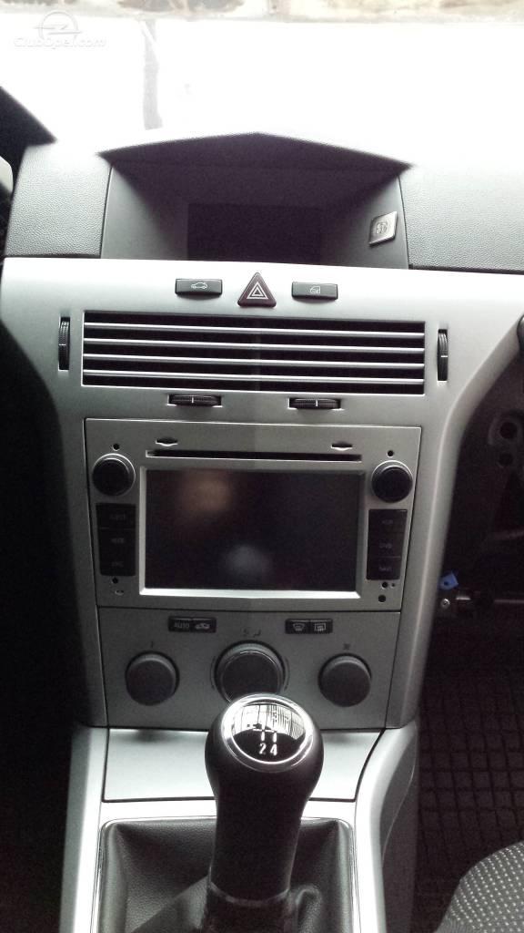 Wonderbaarlijk Navigatie 2DIN HU multimedia dedicata Opel Astra H, Zafira.. TW-42