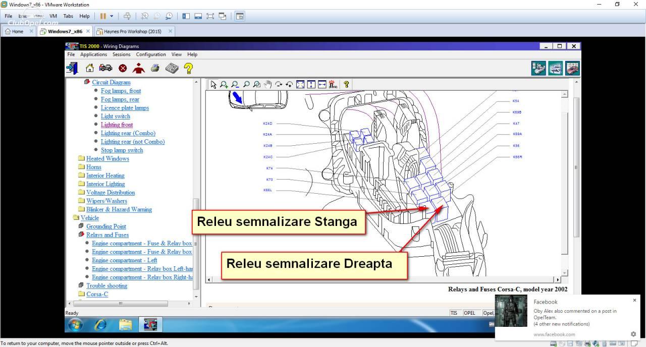 Corsa C Scheme Probleme Electrice Pagina 17 Fog Light Wiring Diagram Sunt In Cutia Bcm Cele Doua Relee Pentru Semnalizare